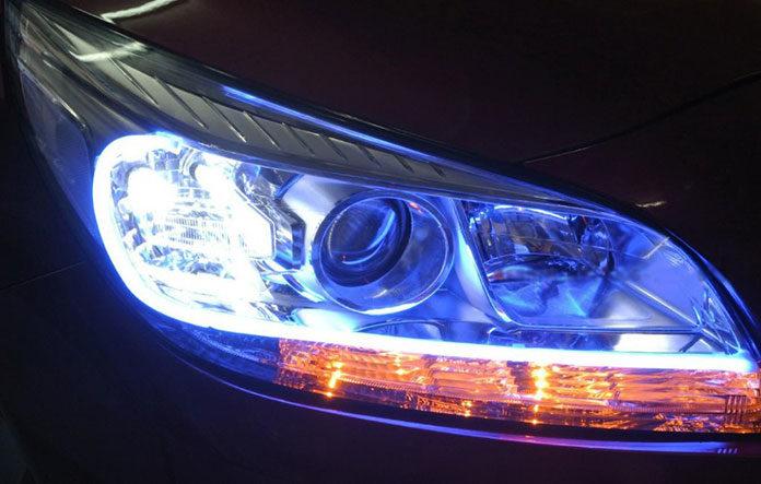 Lampy do jazdy dziennej. Czy warto?