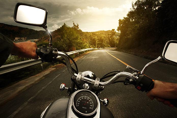 Trasy motocyklowe w Trójmieście