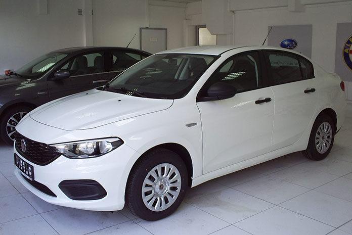 Rodzinne modele Fiata