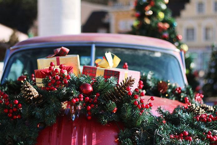 Wynajem samochodu na święta. Dlaczego warto?
